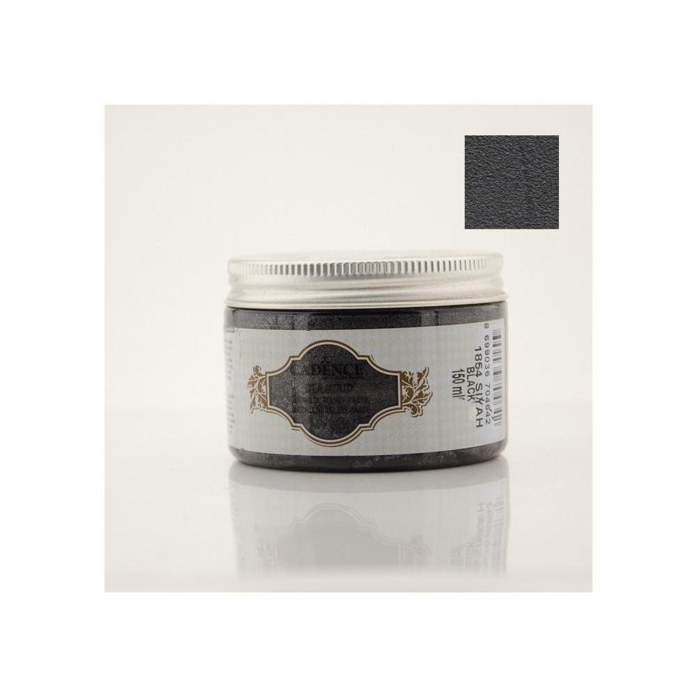 Diamond Metallic Paste Black