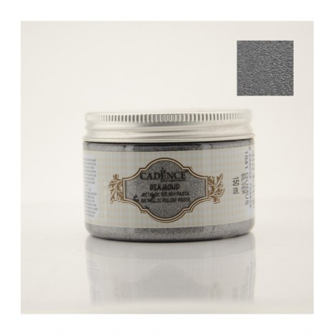 Diamond Metallic Paste Silver