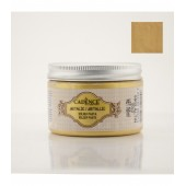 Metallic Relief Paste Gold