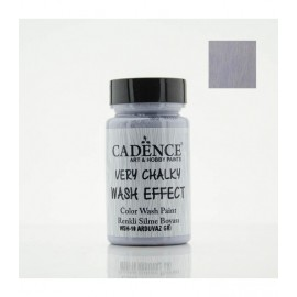 Very chalky wash effect - Slate gray 90 ml
