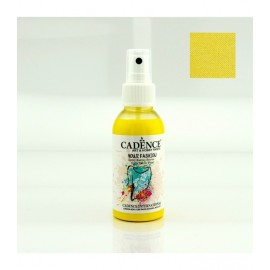 Fashion spray lemon yellow
