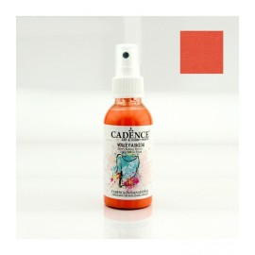Fashion spray orange