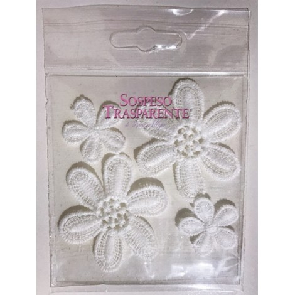Κίτ sospeso lace white