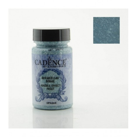 Marble Effect Turquoise 90 ml