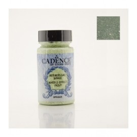 Marble Effect Dark Green 90 ml