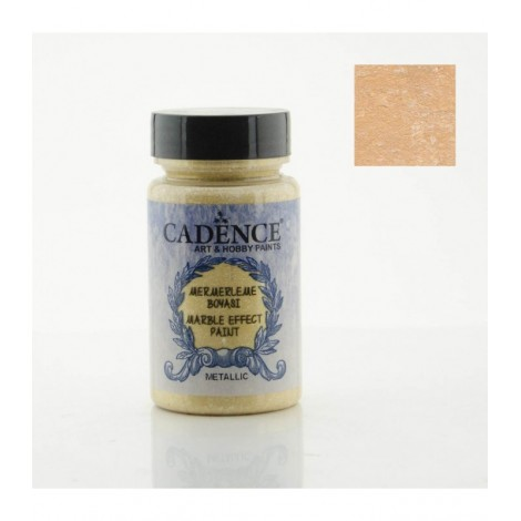 Marble Effect Gold Metallic 90 ml