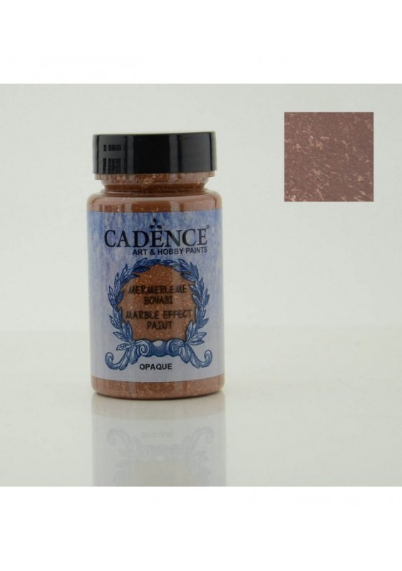 Marble Effect Brown 90 ml