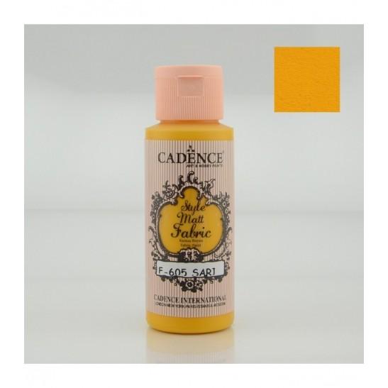 Χρώμα υφάσματος Yellow 59 ml