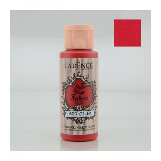 Χρώμα υφάσματος Strawberry 59 ml