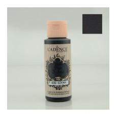 Χρώμα υφάσματος Black 59 ml