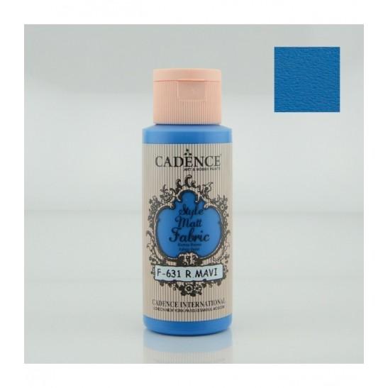 Χρώμα υφάσματος Royal Blue 59 ml