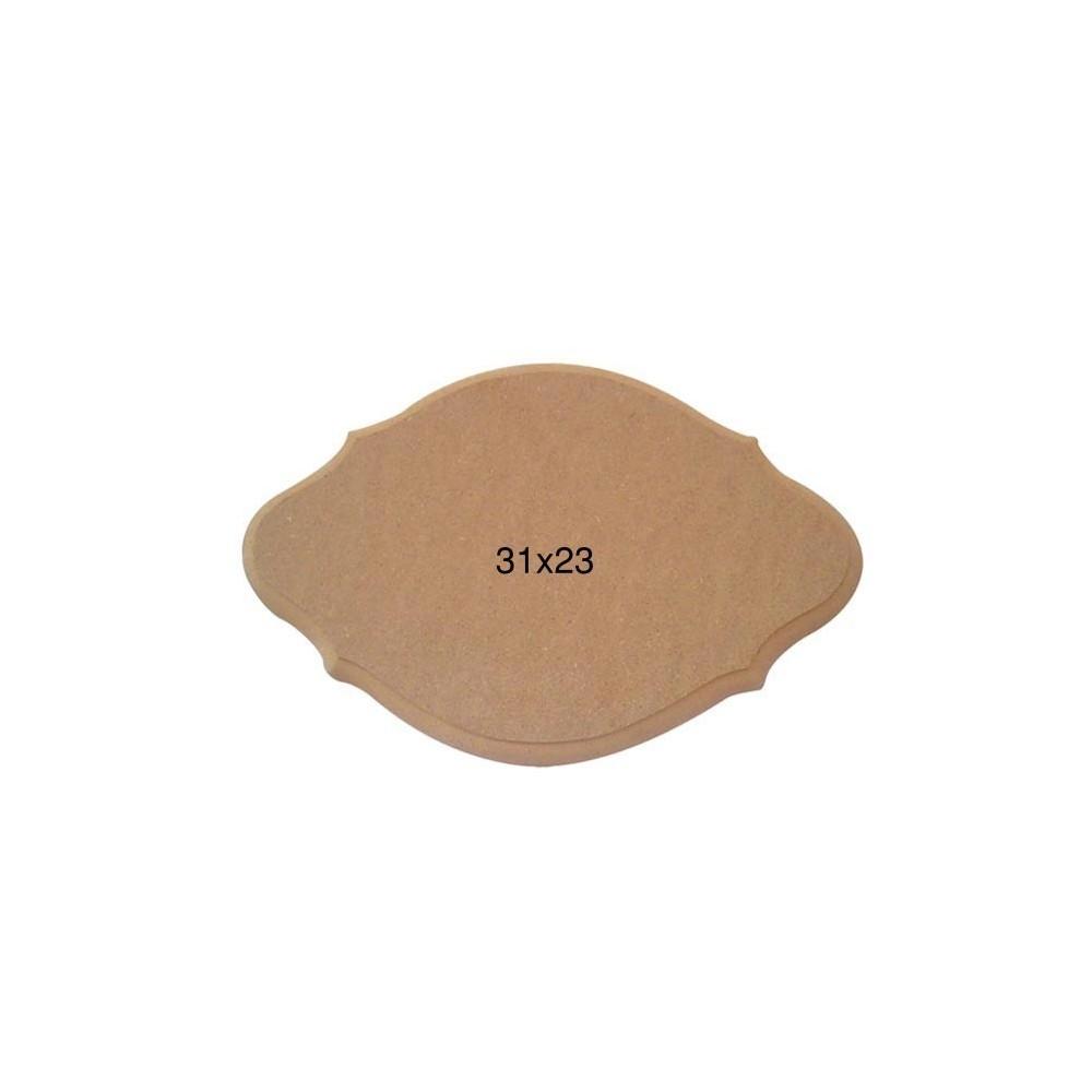 MDF Πάνελ 31X23