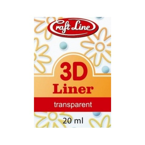 3D liner crystal 20 ml