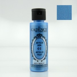 Metallic Paint 70ml BLUE