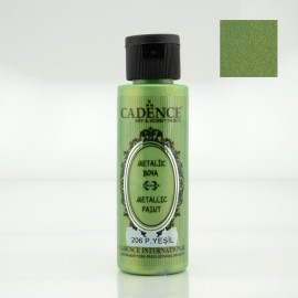 Metallic Paint 70ml Pastel green