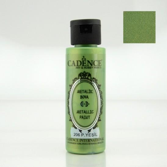 Metallic Paint 70ml Pastel green