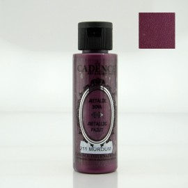 Metallic Paint 70ml PLUM