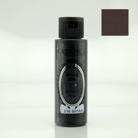 Metallic Paint 70ml BLACK