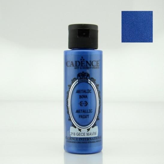 Metallic Paint 70ml NIGHT BLUE