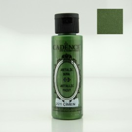 Metallic Paint 70ml GRASS