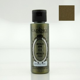 Metallic Paint 70ml WALNUT GREEN