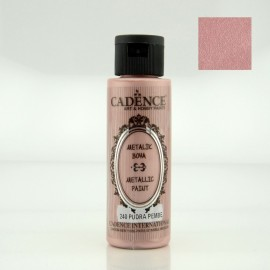 Metallic Paint 70ml Powder pink metallic
