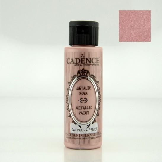 Metallic Paint 70ml Powder pink metallic