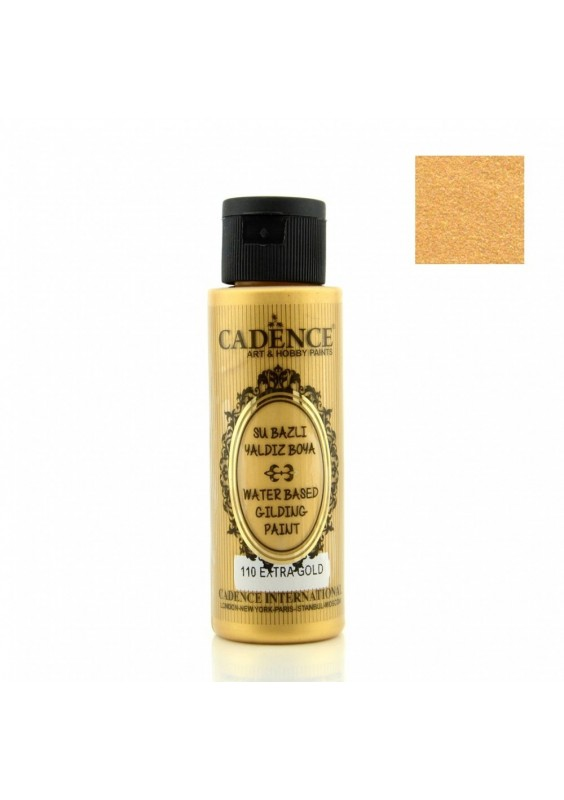 Extra gold gilding metallic 70 ml