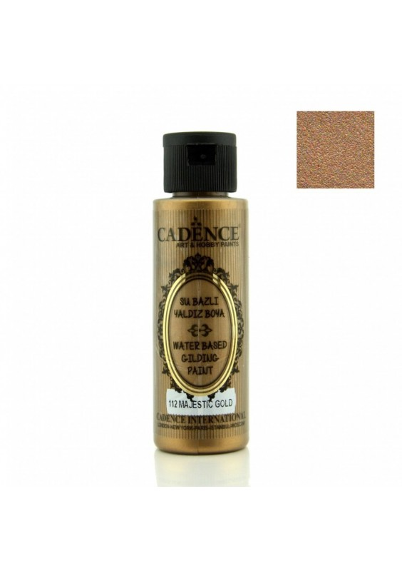 Magestic gold gilding metallic 70 ml