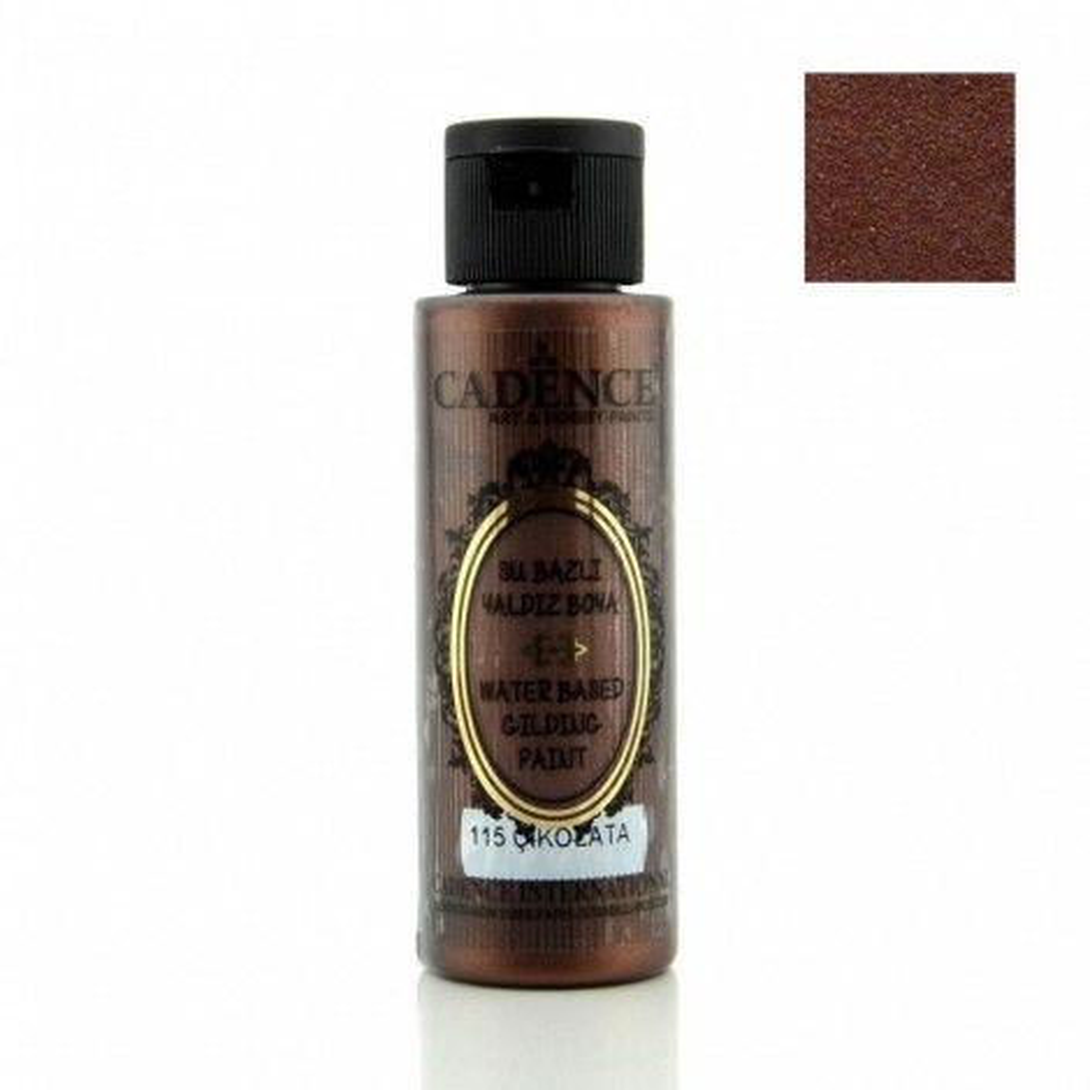Chocolate gilding metallic 70 ml