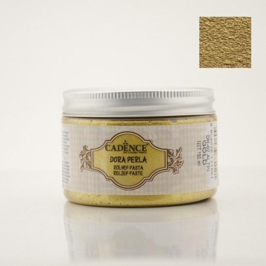 Πάστα διαμόρφωσης dora perla gold 150 ml