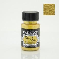 Μεταλλικό χρώμα γυαλιού Rich Gold Dora 50 ml