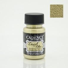 Μεταλλικό χρώμα γυαλιού White Gold Dora 50 ml