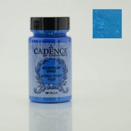 Marble Effect Dark Blue Metallic 120 ml