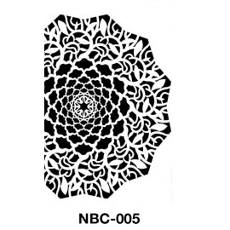 Stencil NBC Serie Cadence