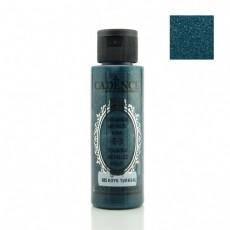 Dark Turquoise Diamond Metallic