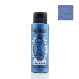 Dark Blue Diamond Metallic 70 ml