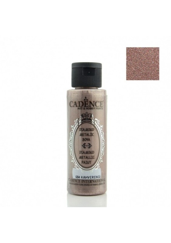 Brown Diamond Metallic 70 ml