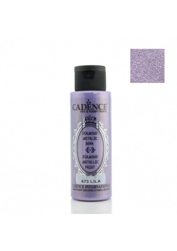 Lilac Diamond Metallic 70 ml