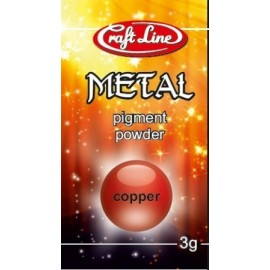 porporina metal copper 3gr