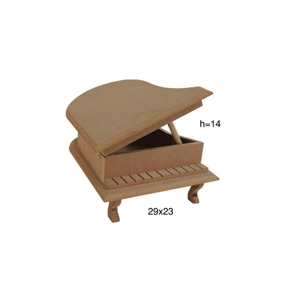 Κουτί πιάνο 29Χ23Χ14