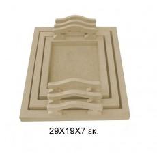 Δίσκος 29X19X7