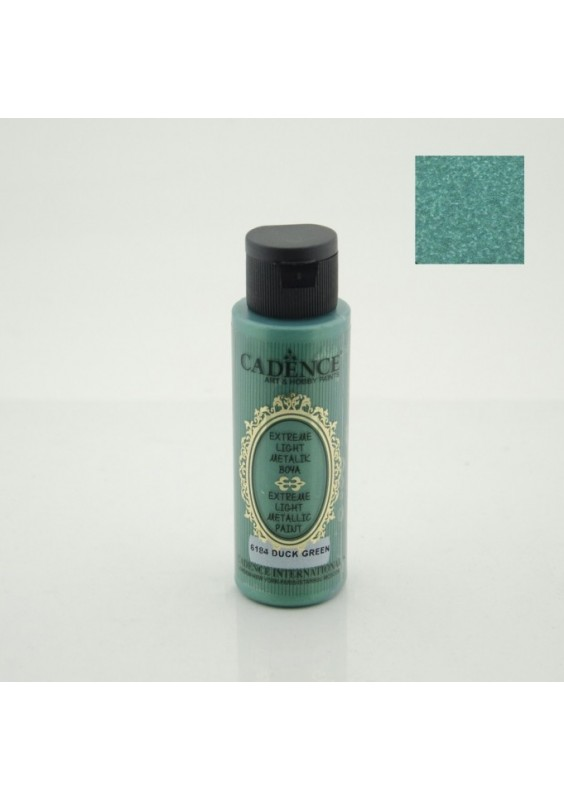 Duck Green Extreme metallic 70 ml