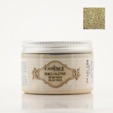 Glitter Relief Paste gold