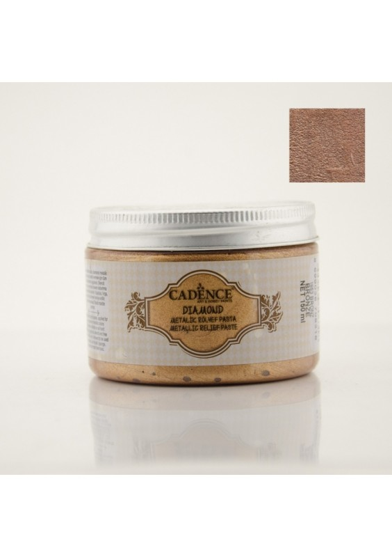 Diamond Metallic Paste Bronze
