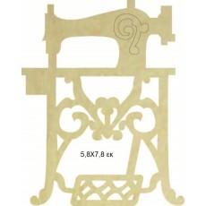 Ξύλινα διακοσμητικά 5,7X7,7