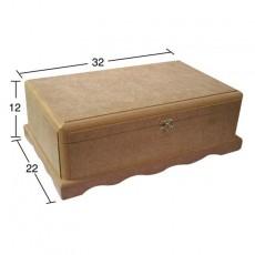 Κουτί ορθογώνιο 32Χ22Χ12