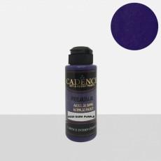 Ακρυλικό χρώμα 70ml Dark Purple 6029