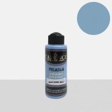 Acrylic Paint 70ml Dark Sky Blue