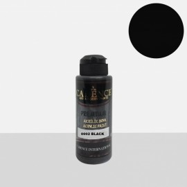 Acrylic Paint 120ml Black